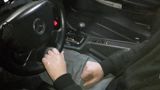 Wie bedient man ein Automatikgetriebe