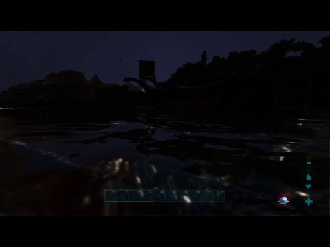 Trying to make peace ark