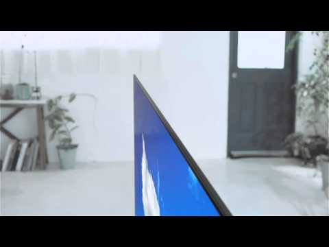 BRAVIA X9000C/X9100C series Floating Style - Our thinnest ever 4K TV