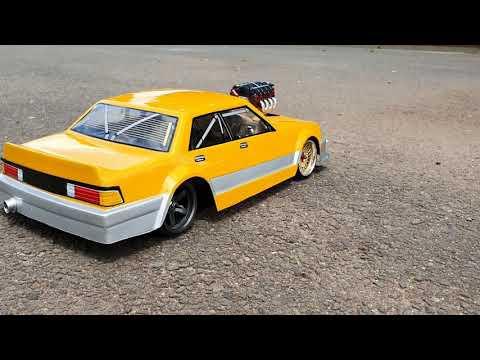 Rc Drift Car Holden Bt1 Vk Youtube