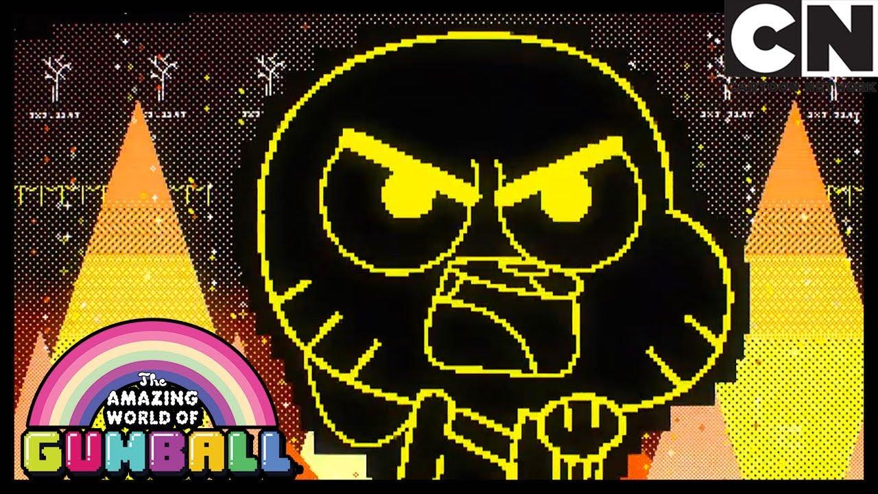 El Código | El Increíble Mundo de Gumball en Español Latino | Cartoon Network