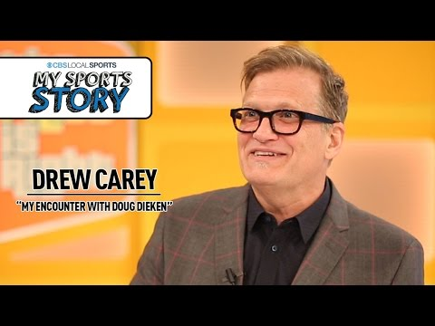 My Sports Story: Drew Carey: My Encounter With Doug Dieken