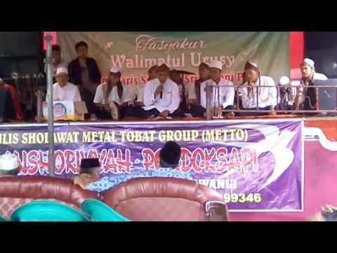 Majlis Sholawat METAL Tobat (Metto)
