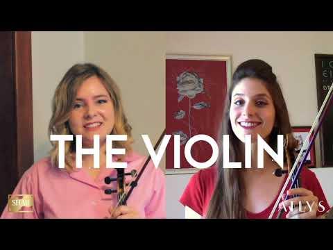 ATLYS Quartet: Violin Introduction and Demonstration