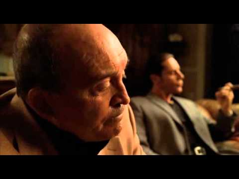 The Sopranos - Carmine Lupertazzi Jr's Meets With ...