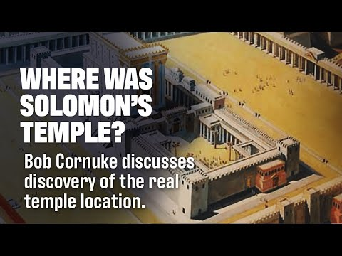 Bob Cornuke Discusses Real Temple Location Discovery in Koinonia House Interview (Summary)