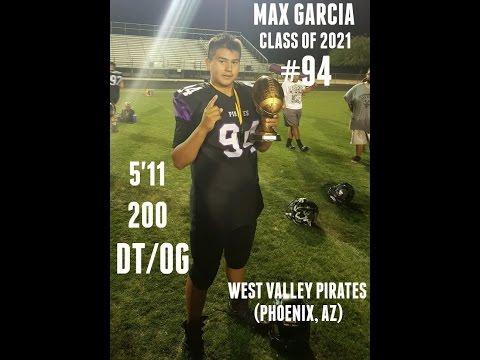 Max Garcia 7th Grade Spring Highlights Class of 2021 DT/OG