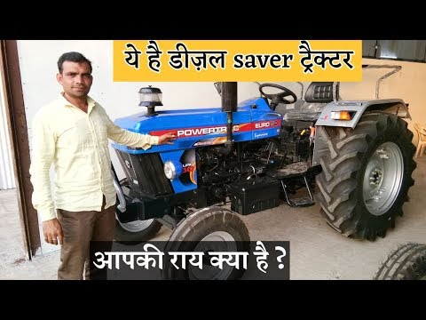 Powertrac Tractor Euro 50 Specifications Price Mileage Features Full Information