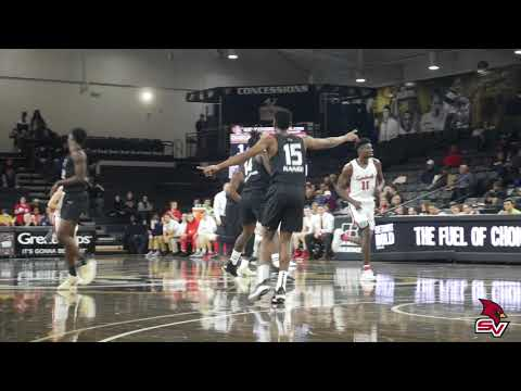 Men's Basketball Highlights - At Oakland