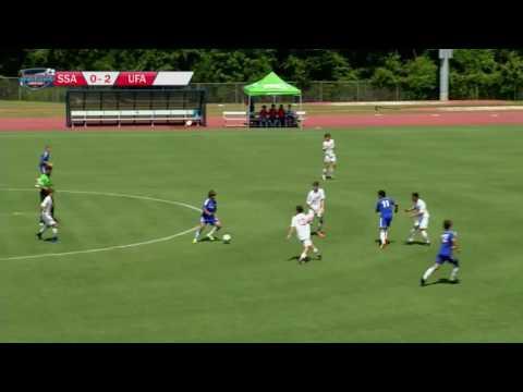 2016 Georgia Soccer Semifinal Game 2 SSA vs UFA
