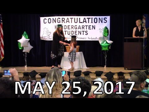 May 25, 2017 - Bianca's Promotion Ceremony Nathanael Greene Primary School