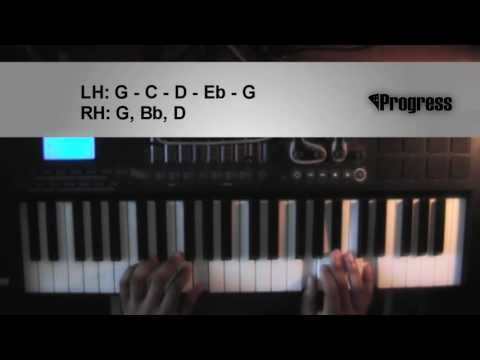 Piano Lesson | The Weeknd | Kissland