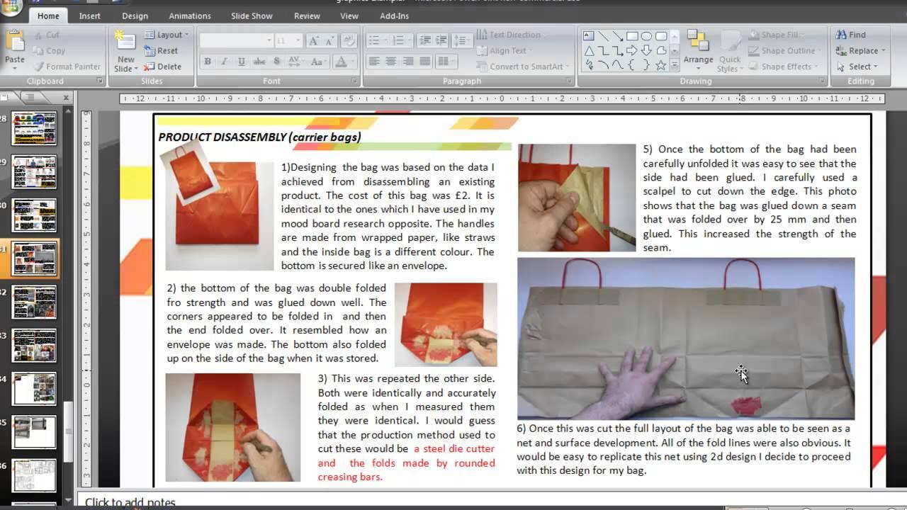 gcse graphics coursework help