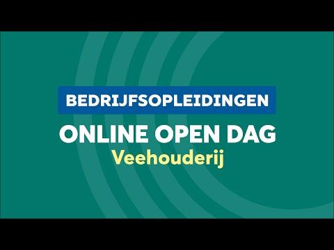 BO Veehouderij Online Open Dag
