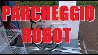 Parcheggio automatizzato biciclette - Vivi Giappone SP