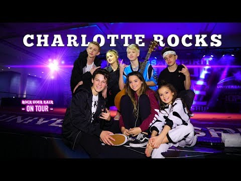 RYH ON TOUR- CHARLOTTE ROCKS