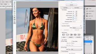 How to Increase Breast Size in Photoshop
