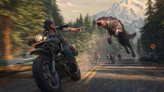 DAYS GONE ALL Trailers | PS4 Upcoming ZOMBIE Video Game (2019)