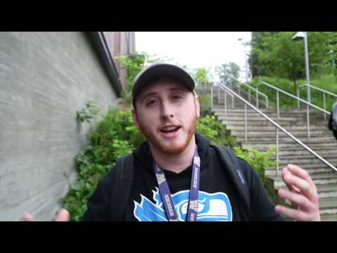 Evan White shares post-grad plans