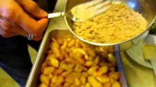 Peach Crisp - Wisconsin Garden Video Blog 194.avi