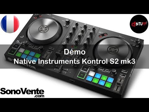 Native Instruments Kontrol S2 mk3 🇫🇷 ( English version in description )