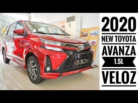 2020 New TOYOTA AVANZA 1.5 Veloz - Red | Walk Around Video