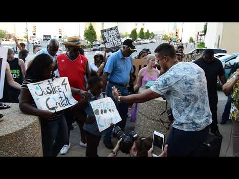 Justice for Terence Crutcher/Arrest Betty Shelby