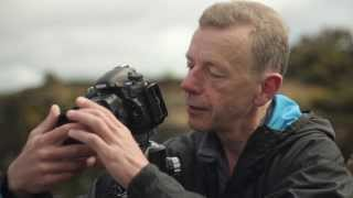 Joe Cornish with the LEE 100mm camera filter system