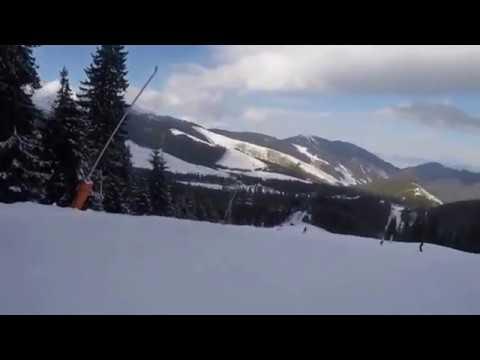 Winter Trip 2017: Zakopane; Termy Bukovina, Gubalowka; Jasna Nízke Tatry Chopok