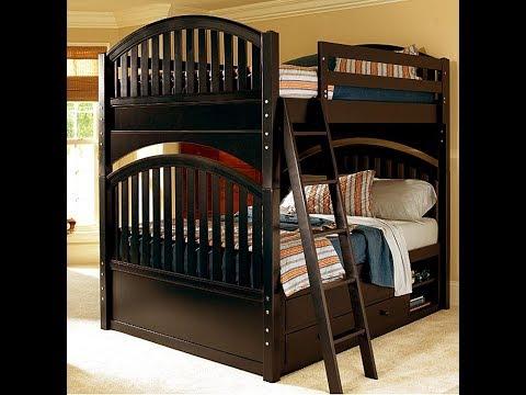 100 оригинальных двухэтажных кроватей
