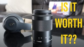 CANON EF-M 55-200mm IS STM f/4.5-6.3  review with test