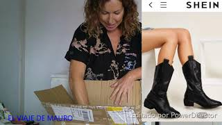 UNBOXING SHEIN TENDENCIAS OTOÑO(VIDEO EXTRA)