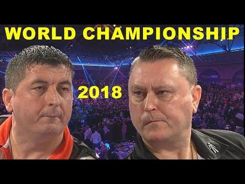Suljović v Painter (R1) 2018 World Championship