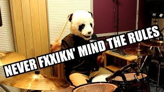 るちおと申します。 NEVER FXXKIN' MIND THE RULES を叩いてみました。 ...