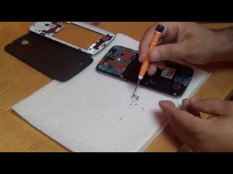 Samsung Galaxy Mega 6.3 Screen Replacement Take Apart  & Assemble Guide