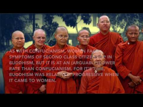 Women in Confucianism & Buddhism