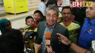 Setiap pemain Kedah dapat RM20,000 sebelum Ramadan