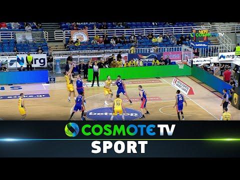 ΑΕΚ - Πανιώνιος (91-61) Highlights - Basketball League - 2/11/2019 | COSMOTE SPORT