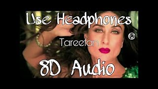 Hor dass kinniya tareefan chahidi ae tenu song | 8D Audio | Wizzly Network