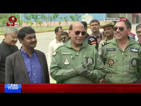Defence Minister: I was thrilled, it's an amazing experience