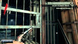 Dishonored Gameplay (PC HD)