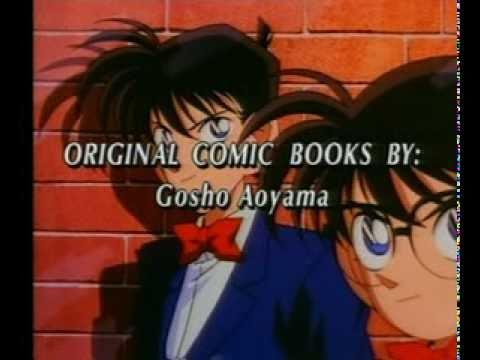 Detective Conan Ending - Step by Step (Singapore English Dub)