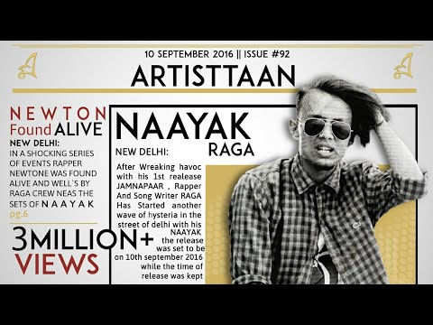 NAAYAK | RAGA | 4k Music Video | ARTISTTAAN | 2016