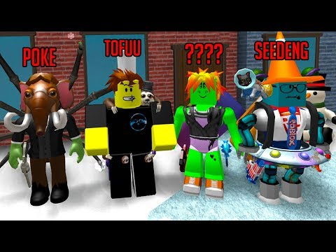 ROBLOX MURDER MYSTERY 2 YOUTUBER ONLY EDITION!