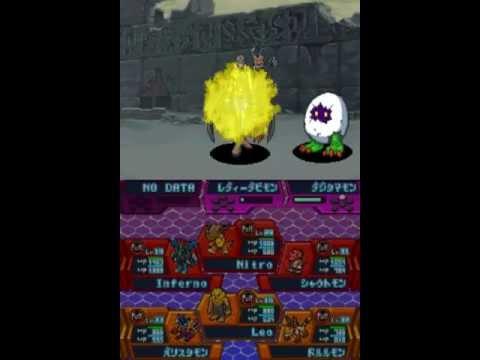 Lets Play Digimon Xros Wars Blue Episode 1 Part 1