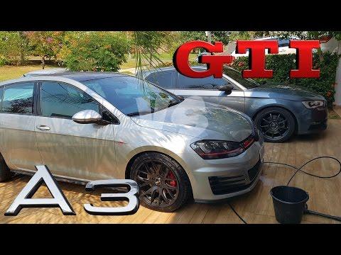 GTI vs A3 1 8MILE ou 201M