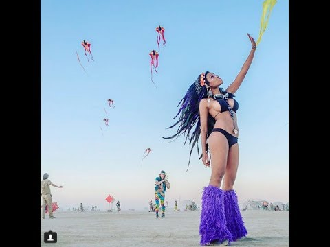 Psychedelic Trance Festival DJ Mix August 2017