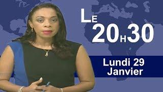Affaire Miss Cameroun - Le 20h30 du 29 janvier 2018