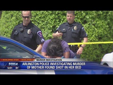 Arlington mom murdered