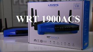 Linksys WRT1900ACS Router Review & Setup